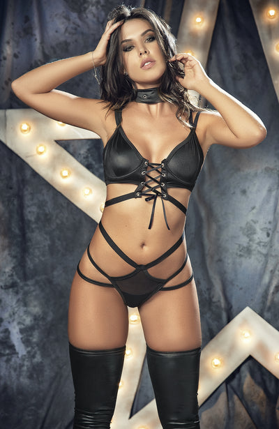 Choker Lingerie Set by Mapale