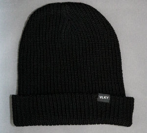 Classic rolled beanie