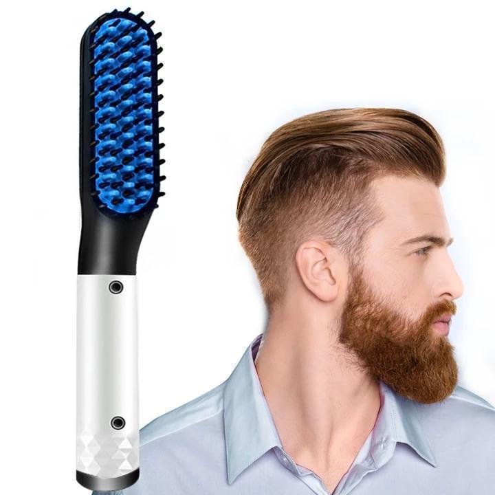 Multi-functional Hair Comb Beard Straightener