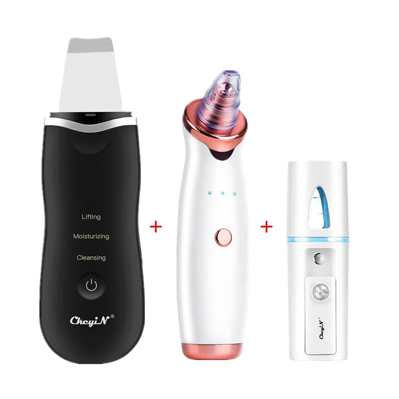 Kit facial Peeling Ultrasonic Skin Care