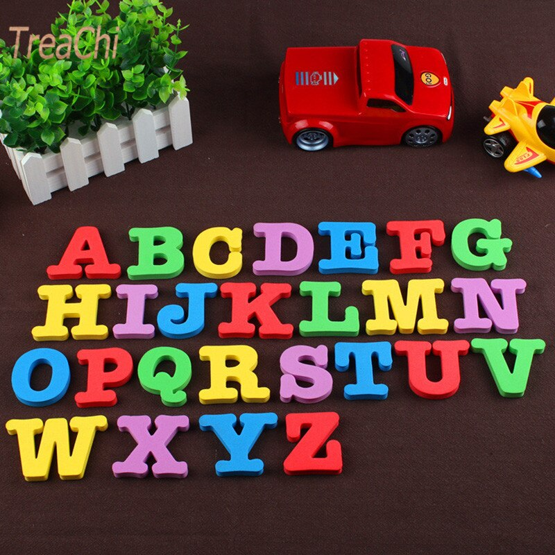 Magnetic Alphanumeric Refrigerator Paste Blackboard Letters and Numbers Magnetic Sticker Kids Early Education Home Decor