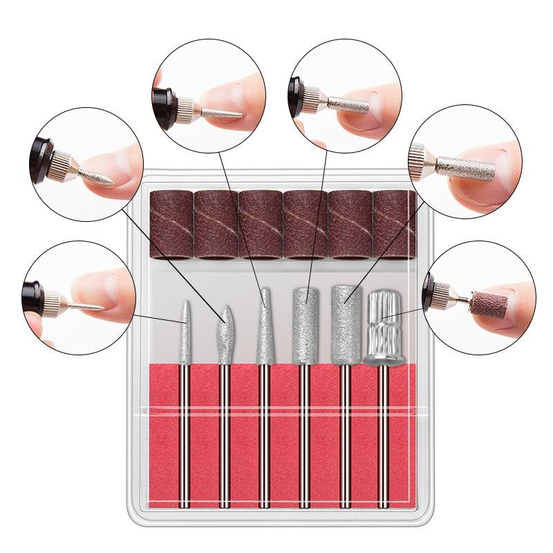 Premium DIY Nail Polishing Drill Set