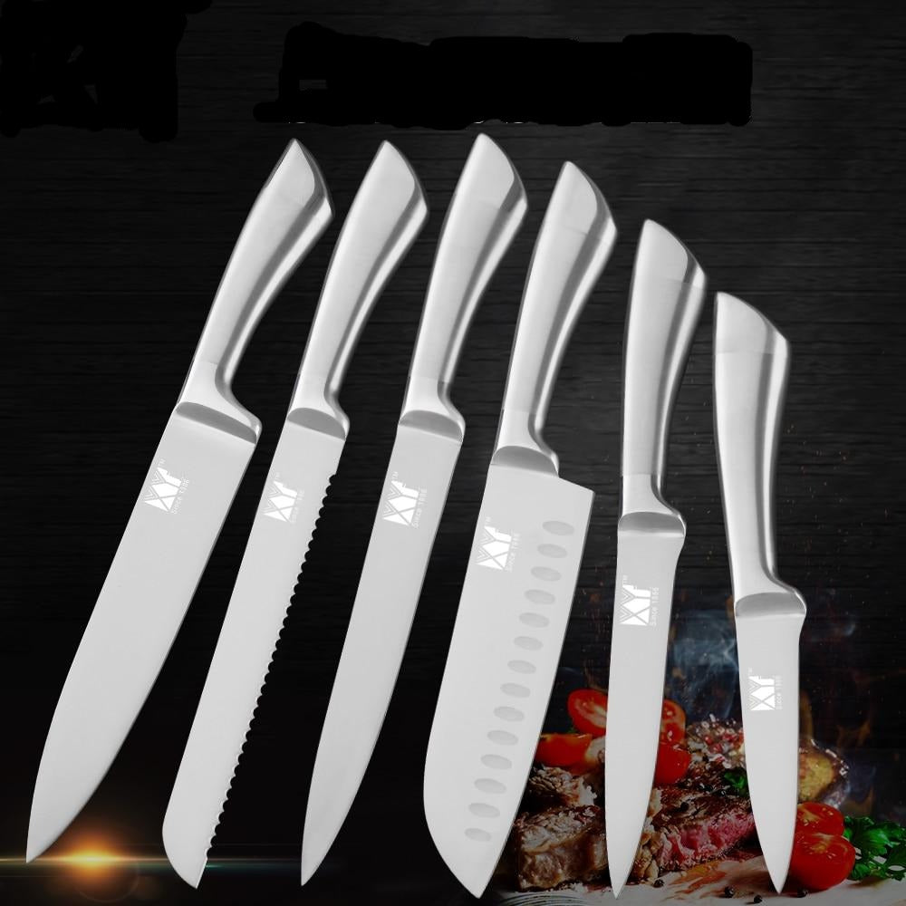 Japanese Knife, Kitchen Knife Ultra Sharp Blade, Chef Knives Set, Sushi Sashimi Knife