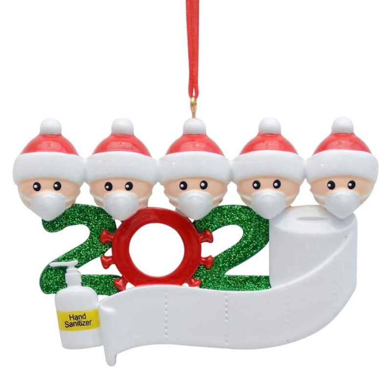 2020 Commemorative Christmas Tree Ornament