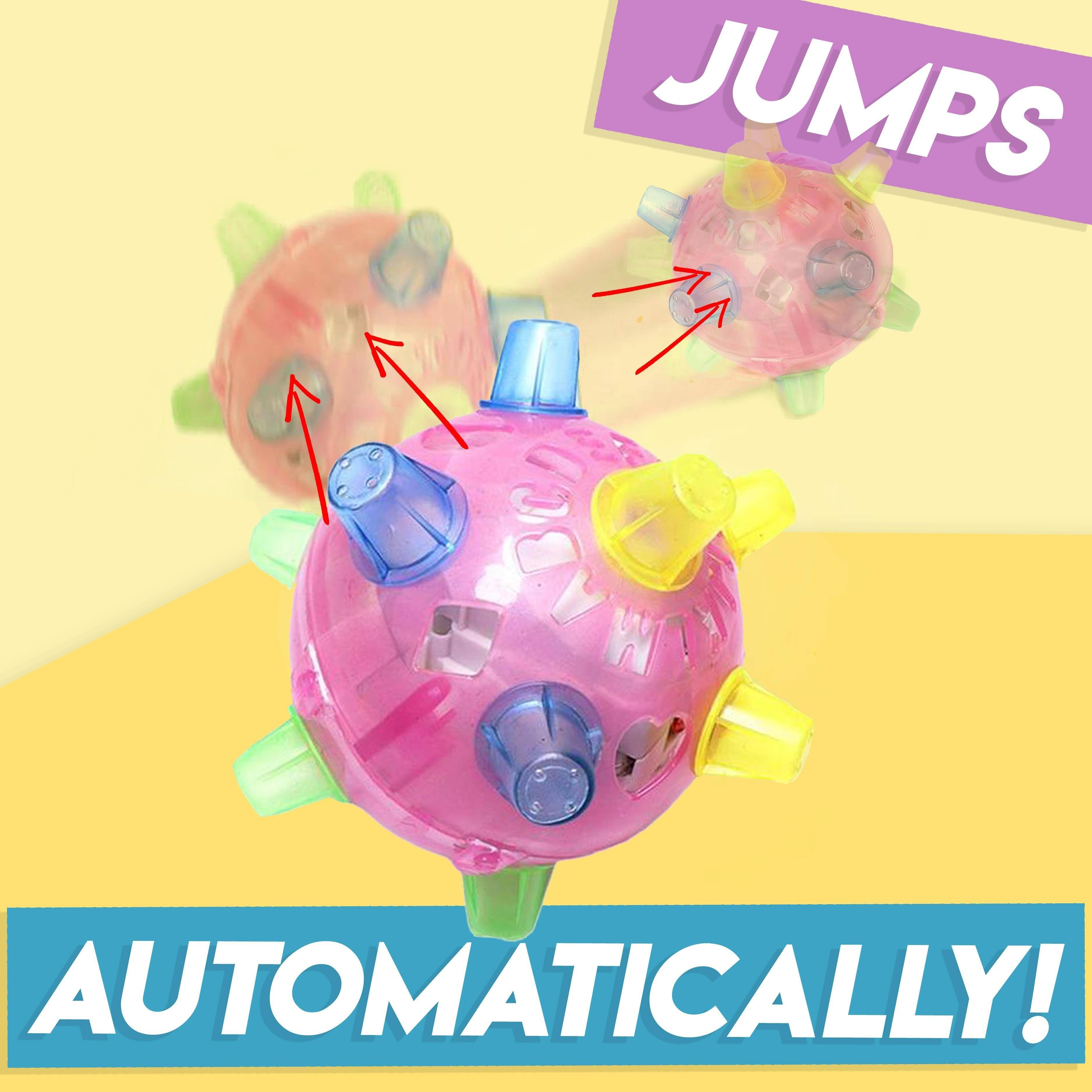 Jumping Activation Ball for Dogs - kidsstoreefw