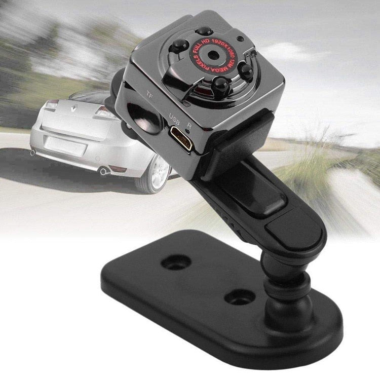 HD 1080P Mini Body Camera - kidsstoreefw