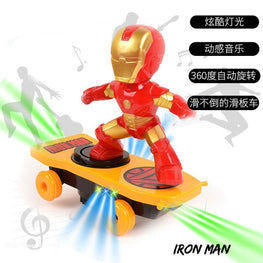 Innovative Super Heroes Scooter Toys - kidsstoreefw