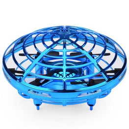 MINI DRONE QUAD INDUCTION LEVITATION UFO MAGNETIC MAGIC SPINNING GYROSCOPE