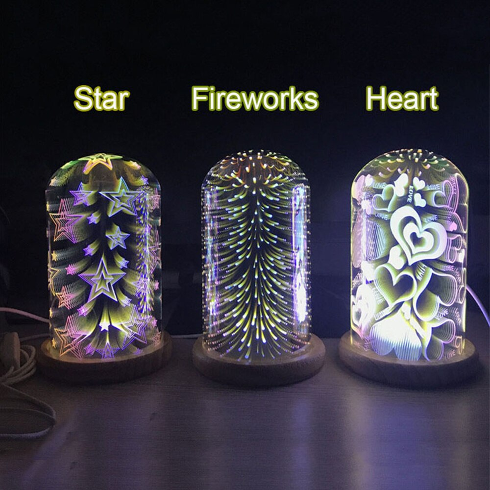 Atom - Glass LED Lamps - kidsstoreefw