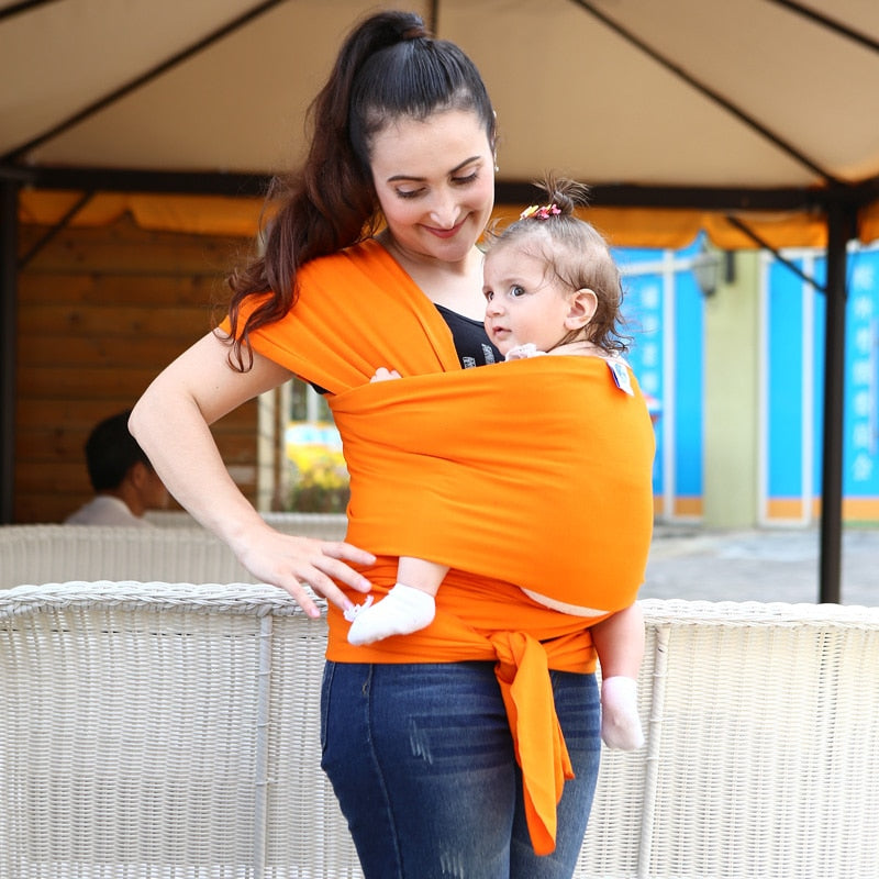 Baby Carrier Backpack Breathable Cotton Nursing Cover - kidsstoreefw