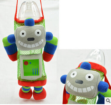 1pcs Sozzy Children/baby Cartoon Bottle Huggers - KidsJoyful