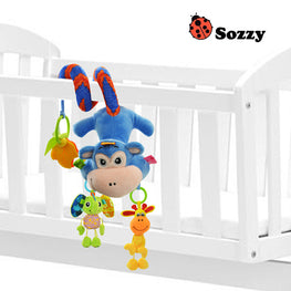 1pcs Sozzy Multifunctional Toy For Carseat or Crib - kidsstoreefw