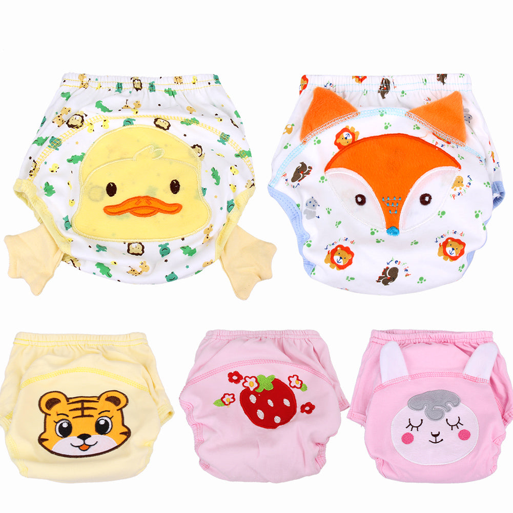 Baby Reusable Diapers- Washable Cloth Diaper Covers - kidsstoreefw
