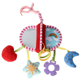 Baby Rattles- Activity Music Mobile For Cribs or Carseats - kidsstoreefw