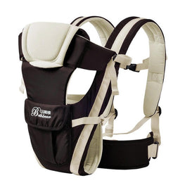 New Beth Bear 0-30 Months Breathable Front Facing Baby Carrier - kidsstoreefw