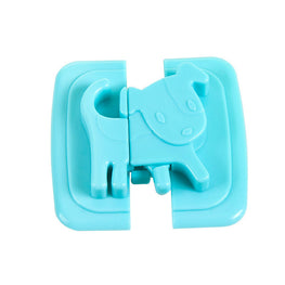 Cartoon Puppy Shape Safety Lock for Refrigerators & Doors - kidsstoreefw