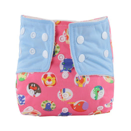 Baby- Printed Cloth Diapers - KidsJoyful