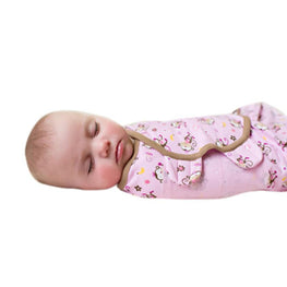 Baby Swaddling Wrap Blanket with Velcro - KidsJoyful