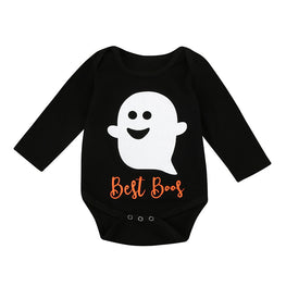 Baby Boy or Girl Halloween Long-sleeve onesie - KidsJoyful