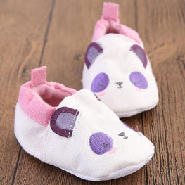 Panda Bear Baby Girl  Infant Shoes - kidsstoreefw