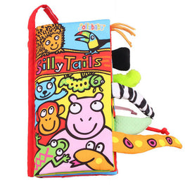 Early Development Cloth Books- Animal Tails - kidsstoreefw