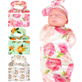 Adorable  Infant Swaddle Blanket - KidsJoyful