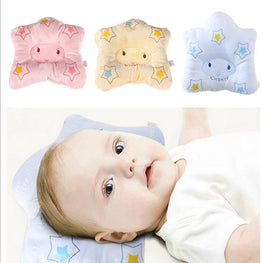 Baby Pillow Flat Head Protection Anti-Roll Cushion - KidsJoyful