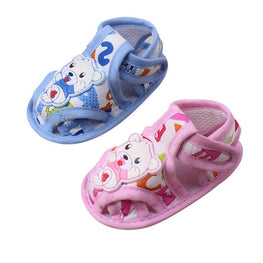 Baby Boy/Girl Cotton Fabric Shoes - kidsstoreefw
