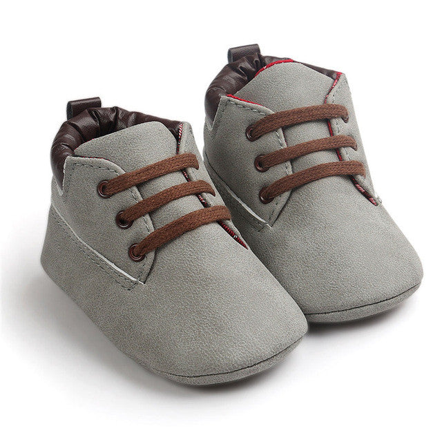 Baby Boy Booties in 8 Colors - kidsstoreefw