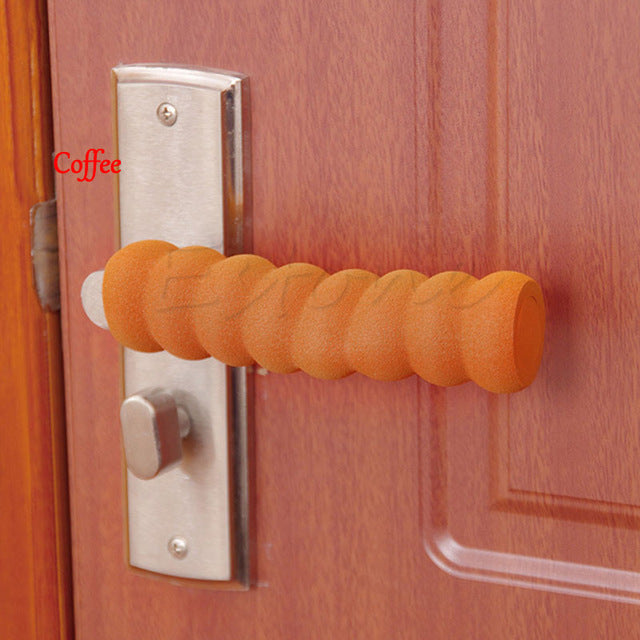Protective Baby/Child Safety Doorknob- Spiral Sleeve Case - KidsJoyful