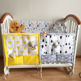 Hanging Storage for Crib - kidsstoreefw