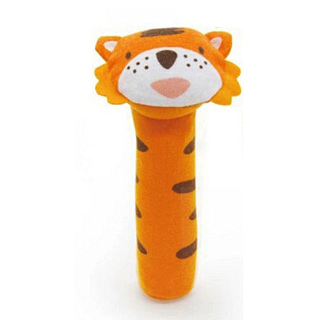 Animal Shaped Rattle- 5 Designs - KidsJoyful