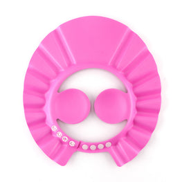 Adjustable Baby Kids Shampoo Cap With Ear Shields - kidsstoreefw