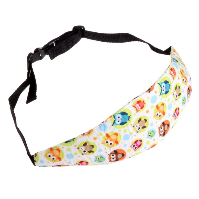 Safety Baby Kids Stroller Car Seat Sleep Nap Aid Head Fasten Support Holder Belt -B116 - kidsstoreefw