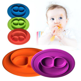 Baby Dishes- Smiley Face - KidsJoyful