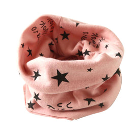 Autumn/Winter Boys & Girls O Ring Neck Scarves - KidsJoyful