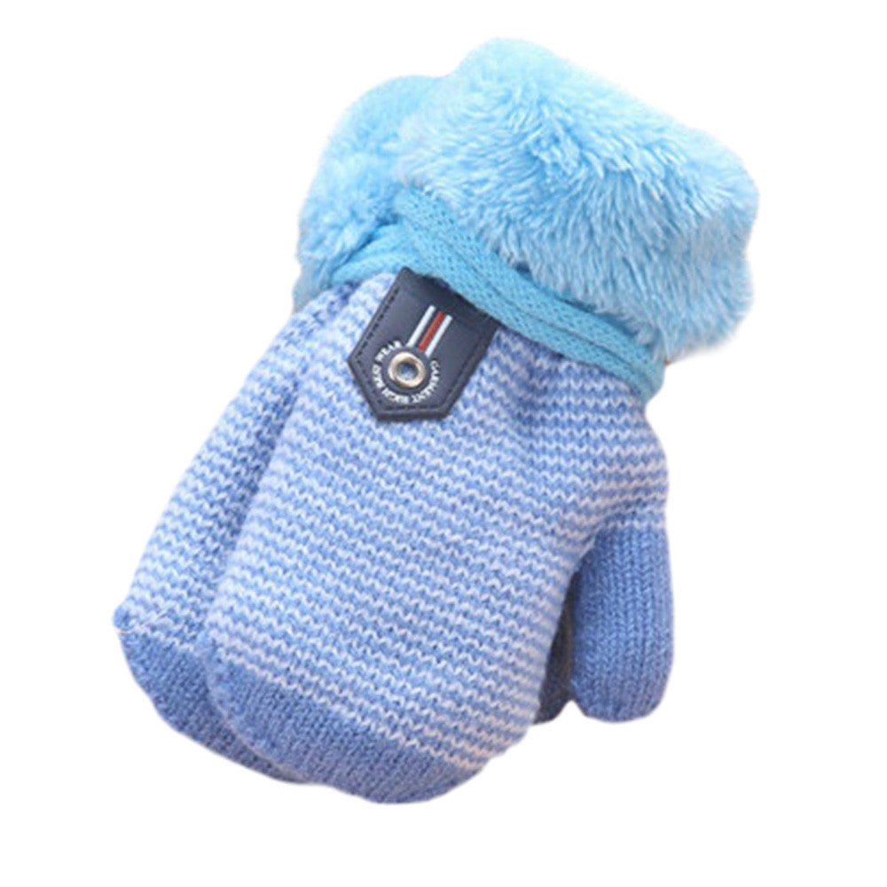 Stylish Winter Mittens for Toddler - KidsJoyful