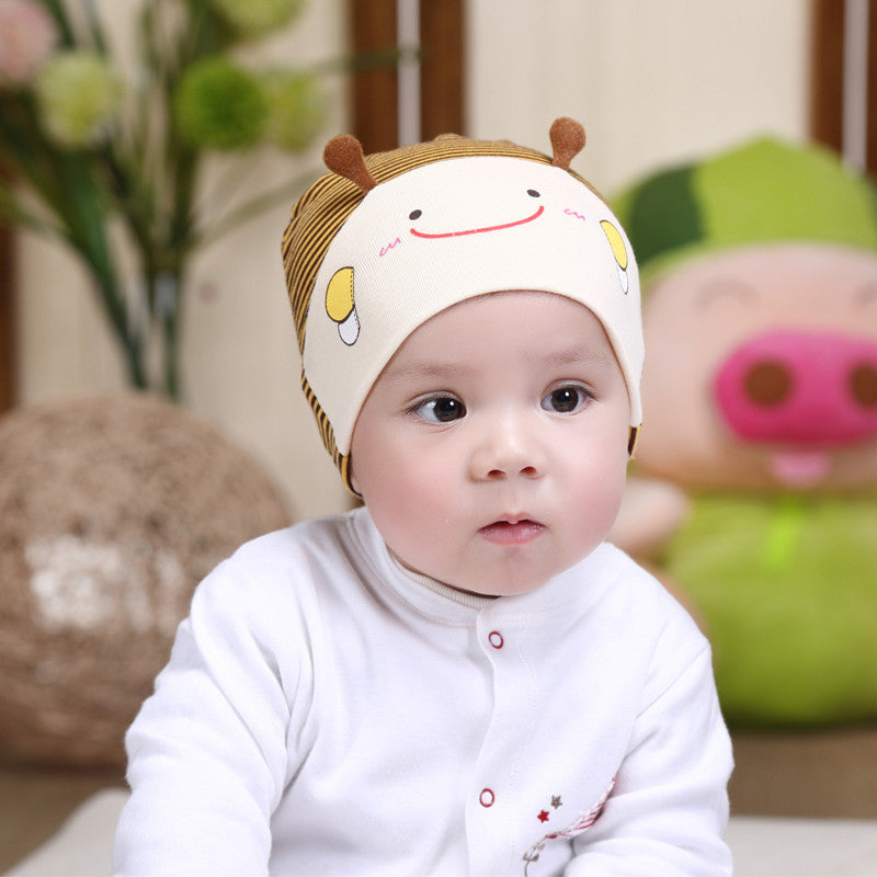 Baby/Toddler Bee Hat - KidsJoyful