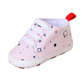 Soft Pre-walker Casual Sneakers for Baby Boy/Girl - kidsstoreefw