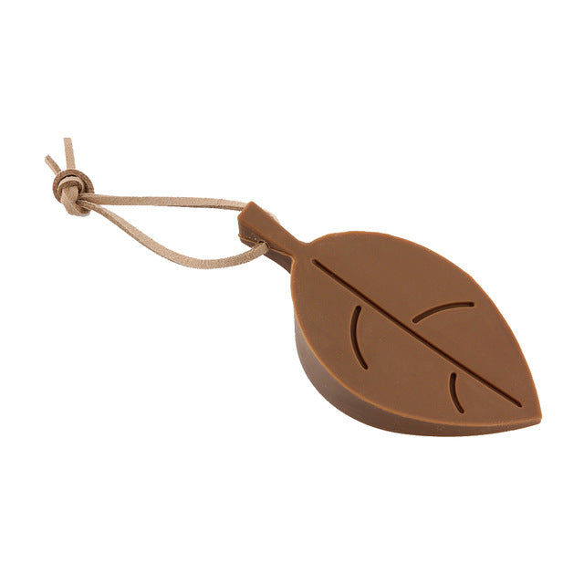 Cute Leaf Design Door Stopper - kidsstoreefw