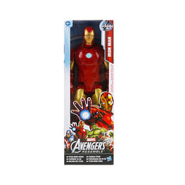 Marvel Avengers Infinity War Thanos Spiderman Hulk Iron Man Captain America Thor Wolverine Action Figures - kidsstoreefw