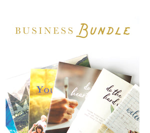 **MOST POPULAR** Business Bundle