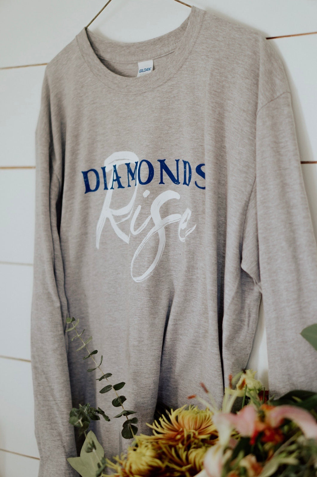 Diamonds Rise Long Sleeve Shirt