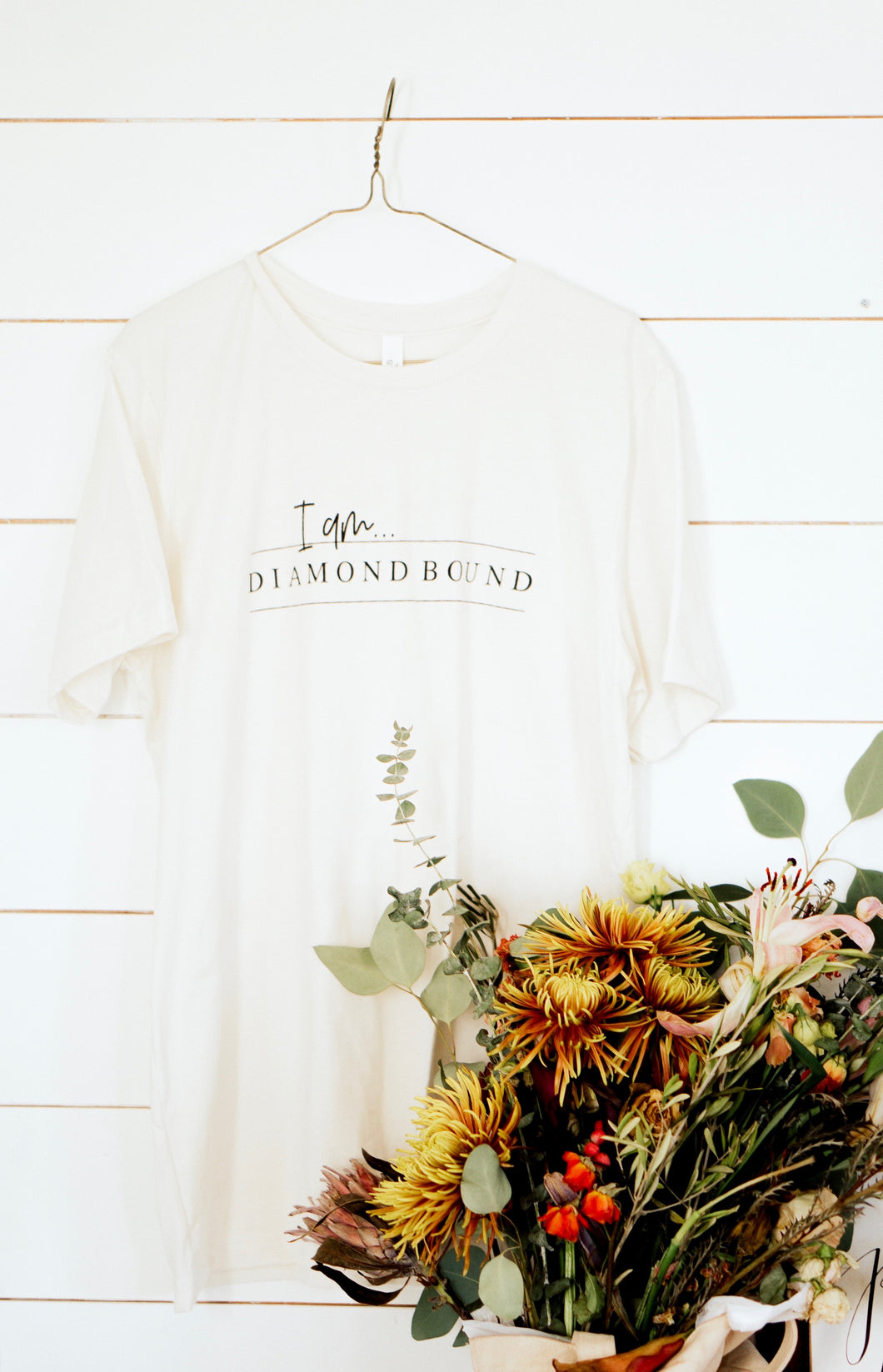 Diamond Bound 2019 tee
