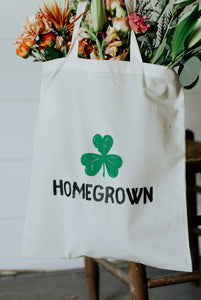Homegrown Tote