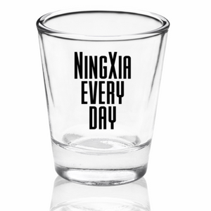 NingXia Shot Glass