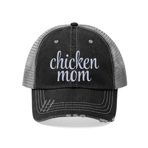 Chicken Mom Trucker Hat