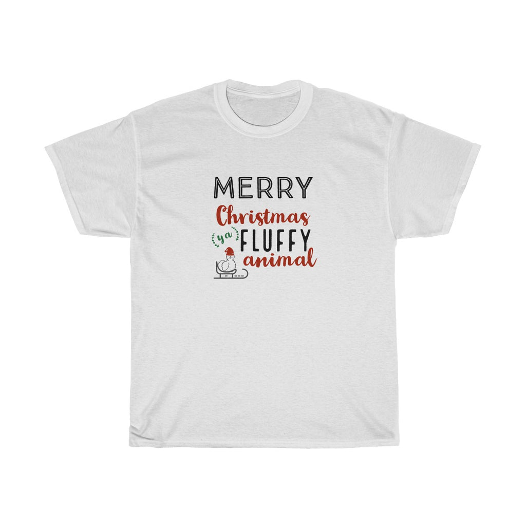 Christmas Chicken T-Shirt Unisex