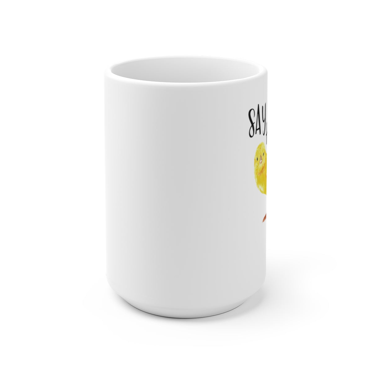 Baby Chick Mug (Two sizes)