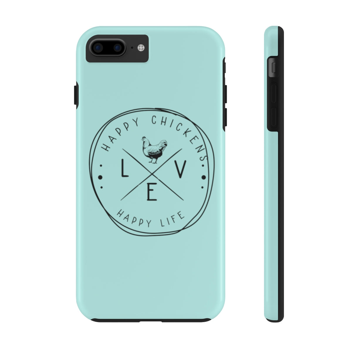 Happy Chicken Case Mate Tough Phone Cases